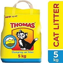 Thomas Clumping Cat Litter, 5kg