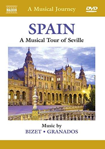 Preisvergleich Produktbild Naxos Scenic Musical Journeys Spain A Musical Tour of Seville