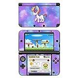 Disagu SF-104164_826 Design Skin für Nintendo 3DS XL - Motiv Einhorn_space klar