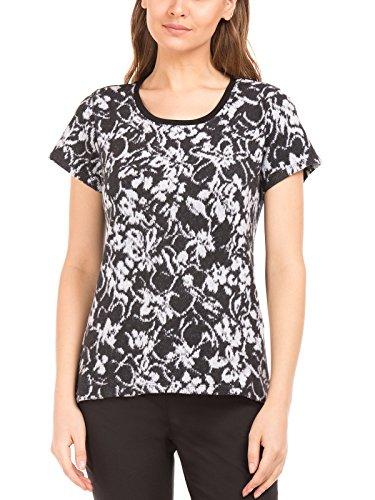 Arrow Womenswear Cotton Half Sleeve Black Shirt