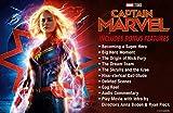 Captain Marvel [Blu-ray] [2019] [Region A & B & C]