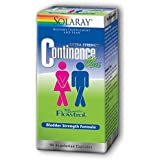 Solaray Continence Max With Flowtrol, 90 Caps
