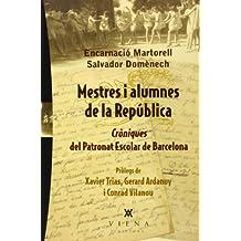 Mestres I Alumnes De La Republica (Carta Blanca)