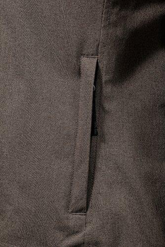 WLD calcua veste pour femme Marron - Brown Melange