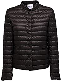 290b75eff4be5f ASPESI 0587W giubbotto donna black piumino ultra light jacket woman