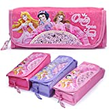 #8: DFS's premium HAPPY CARTOONS FEATURED GIRLS MULTIPOCKET PENCIL POUCH CASE For Multi Purpose (Assorted Colors and Designs))