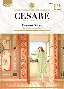 Cesare Edition simple Tome 12