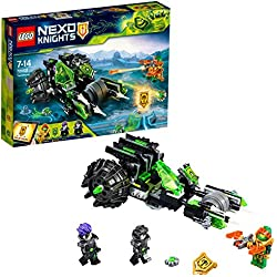 Lego Nexo Knights - Twinfector, 72002