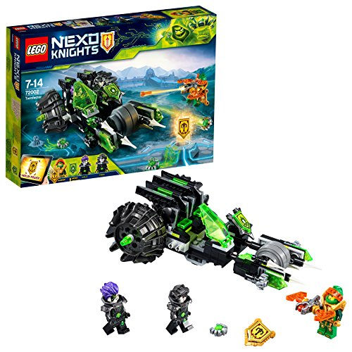 Lego nexo Knights 72002 - Doble infektor