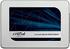 Crucial MX300 CT525MX300SSD1 525 GB Internal SSD (3D NAND, SATA, 2.5 Inch)