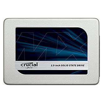 Crucial CT2050MX300SSD1 SSD interne MX300 (2To, 3D NAND, SATA, 2,5 pouces)
