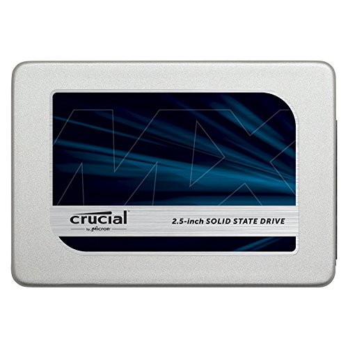 "Crucial MX300 Interno da SSD 525GB, 2.5"" - CT525MX300SSD1"