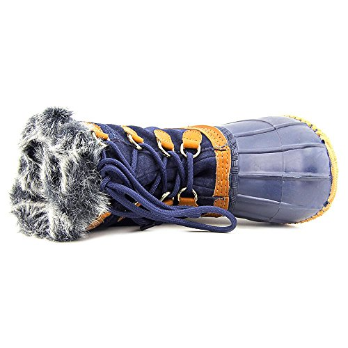 Tommy Hilfiger Rellenna Daim Botte d'hiver Medium blue