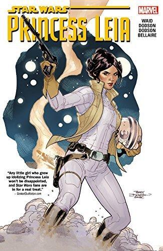 Star Wars: Princess Leia by Mark Waid (2015-11-05) par Mark Waid; Terry Dodson;