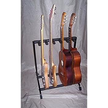 KANGA 3 Bespeco Supporto per 3 Chitarre GUITAR STAND x chitarra,basso,acustiche
