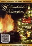Weihnachtliches Kaminfeuer mit 4 Musikwelten