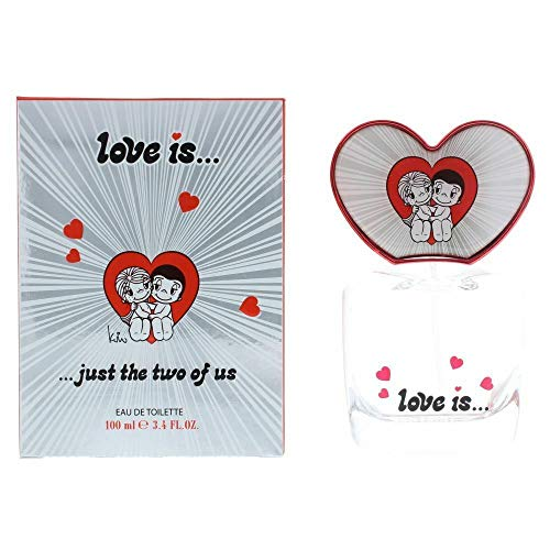 First American Brands Love Is just The Two Of Us Eau De Toilette 100ml -