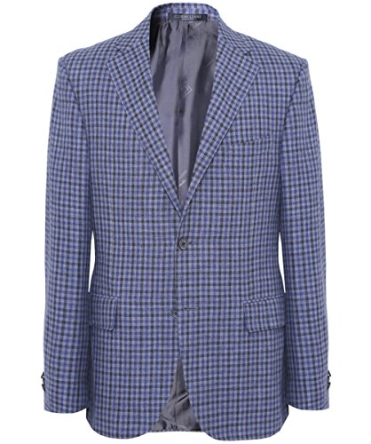 corneliani-wool-blend-gingham-jacket-grey-uk42-eu52