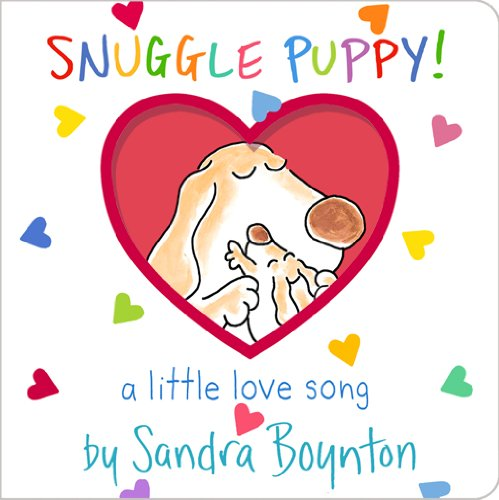 snuggle-puppy-english-edition
