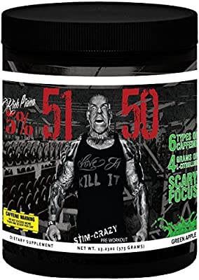 5% Nutrition 5150 Pre Workout 300g - Green Apple from 5% Nutrition