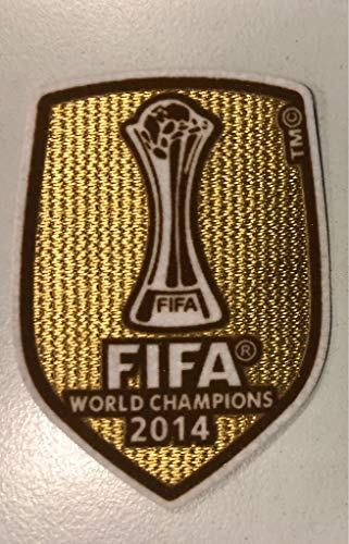 A Club World Cup Champions Patch 2014 Real Madrid ()