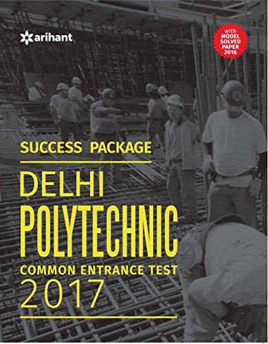 Success Package Delhi Polytechnic Common Entrance Test 2017