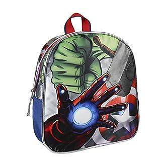 Los Vengadores (Avengers) 2100001791 Mochila Infantil