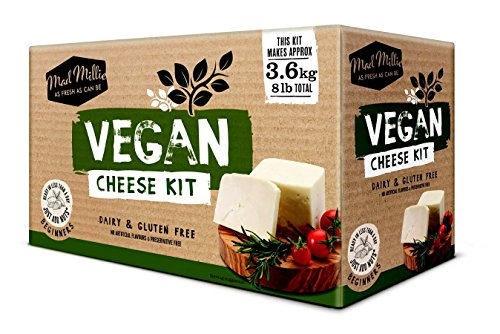 Vegane Käse-Kit