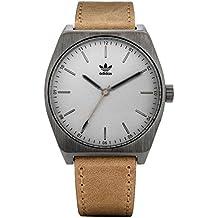 f603066b1de61 Adidas by Nixon Reloj Analogico para Hombre de Cuarzo con Correa en Cuero  Z05-2916