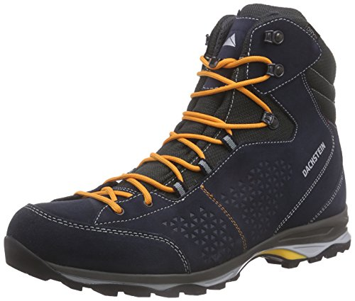 Dachstein Mens High King Dds Trekking & Hiking Boots India Inchiostro / Autunno Gloria