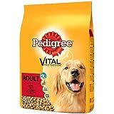 PEDIGREE Dry Dog Food Vital Selection Beef, 15kg
