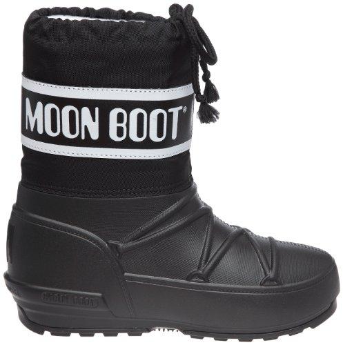 Moon Boot Pod Jr, Chaussures bébé mixte enfant Noir (Nero)