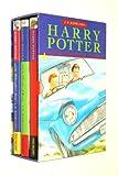 The Harry Potter trilogy: Chamber of Secrets; Philosophers Stone; Prisoner of Azkaban (THE HARRY POTTER TRILOGY)