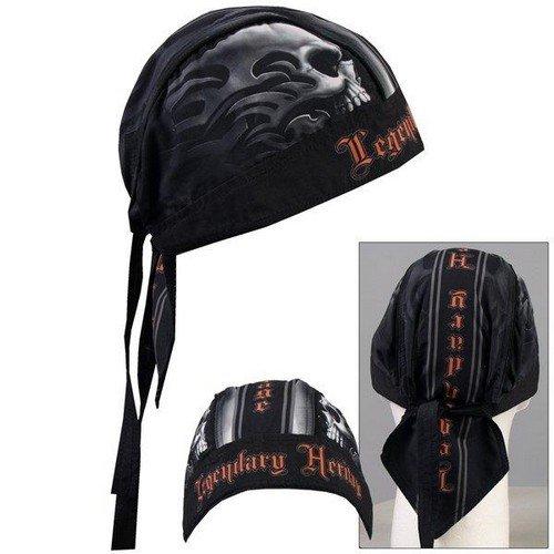 Zandana, bandana per testa, Heritage Skull, teschio
