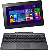 Asus T100TAL-BING-DK035B 25,7 cm (10,1 Zoll) Convertible Tablet-PC (Intel Core 2 Quad Atom Z3735D, 1,3GHz, 2GB RAM, 64GB HDD, Intel HD, Win 8, LTE, Touchscreen) grau