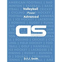 DS Performance - Strength & Conditioning Training Program for Volleyball, Power, Advanced (English Edition)