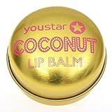 LIP BALM Coconut youstar, Lippenpflege, Shea Butter, weiche und geschmeidige Lippen