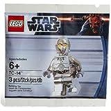 LEGO Star Wars: TC-14 (Chrome Silver C-3PO) Set 5000063 (Bagged)