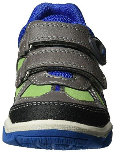 Lurchi Jungen Travis Sneaker Grau (Grey)