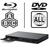 Sony UBP-X1000ES 4K UHD Blu-ray Player Multiregion Blu-Ray & DVD Code Free Blu-ray Player for All Zone Playback UK Import Includes and Duties