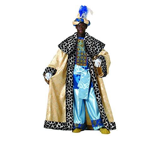 Disfraz Rey Baltasar Supremo adulto