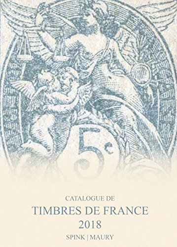 Catalogue de timbres de France 2018