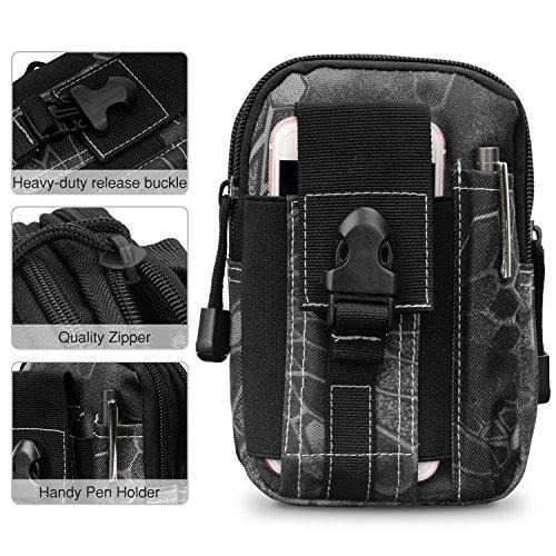 Zoom IMG-6 moko marsupio sportivo outdoor borsa