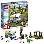 LEGO Juniors Woody e RC, Gioco per Bambini, Multicolore, 191 x 141x 46 mm, 10766  LEGO