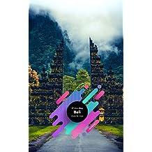 Guía de viaje de Bali: Guía de viajes, mapas y viajes.