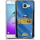Officiel NBA Bannière Denver Nuggets Étui Coque en Gel molle pour Samsung Galaxy A5 (2016)