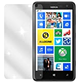 dipos Pellicola protettiva per Nokia Lumia 625 (confezione da 2 pezzi) - cristallo pellicola di protezione del display