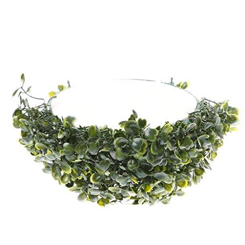 Jiamins 30cm Mode Künstliche Pflanzen Ball Baum Buchsbaum Hochzeit Event Home Outdoor Dekoration