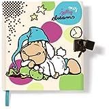 Nici 30890 - Tagebuch Jolly Sleepy DIN A5