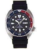 Seiko SRP779Prospex x automatico cinturino in gomma Pepsi 200m Diver orologio da uomo